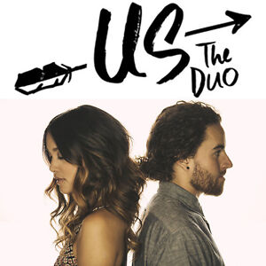 US THE DUO Tickets FEB 10