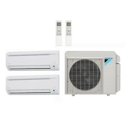 24,000 Btu 18.9 Seer Daikin Multi Zone Mini Split Heat Pump