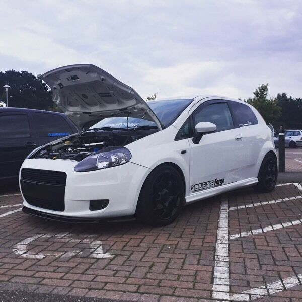 Fiat Grande Punto T Jet Stage 4 Not Vxr Gti Rs St Abarth