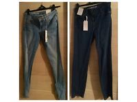 BRAND NEW MARKS AND SPENCER JEANS SIZE 14