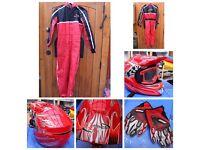 Motorcross suit