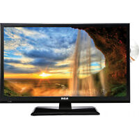 RCA - 24 INCH FLAT SCREEN LED TV WITH DVD PLAYER - AMAZING PRICE