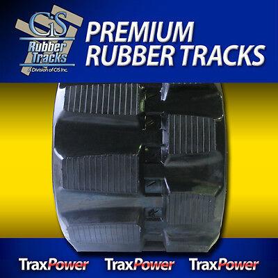 Komatsu Pc30fr-2 12 Offset Rubber Track