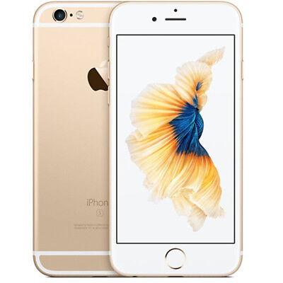 Apple iPhone 6s 64GB Gold- UNLOCKED/SIMFREE Smartphone GSM Factory Unlocked