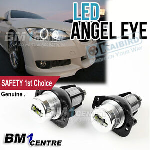 KAIBIRD BMW 3 SERIES E90 E91 7000K LED ANGEL EYE CAR MARKER HEAD LIGHT BULB RING