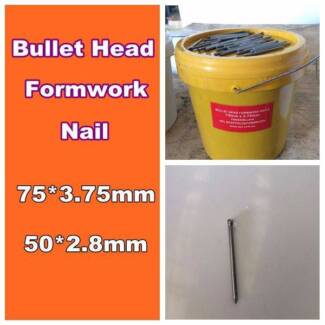 Formwork Materials shop, Timber Nails, Plates, Nuts, everything! Revesby Bankstown Area Preview