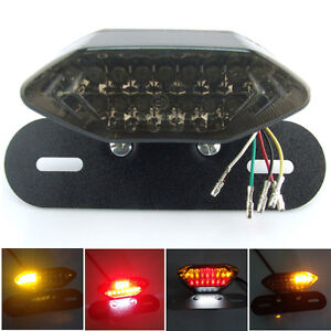 LED-Motorcycle-Quad-ATV-Tail-Turn-Signal-Brake-License-Plate-Integrated-Light