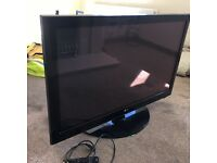 Free Lg tv with power lead and remote