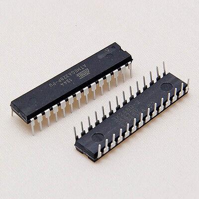 8 Bit Atmega328P-PU DIP28 Atmel Microcontroller mit UNO Bootloader für Arduino