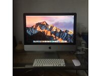 "~ APPLE iMAC LIKE NEW i5 21.5 "" BOXED ~"