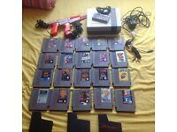 Nintendo entertainment system retro nes version games console huge bundle