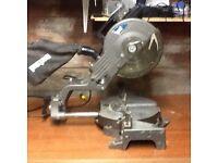 Nutool 1800w compound sliding mitre saw