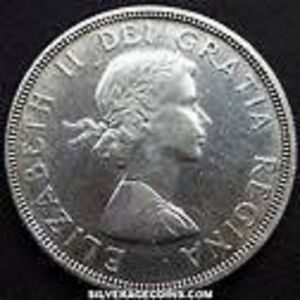 SELL CANADIAN SILVER DOLLARS  $ 21.00  each