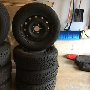 Goodyear Nordic Winter Tires  225/60R16