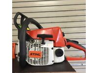 Stihl 025 chainsaw mint