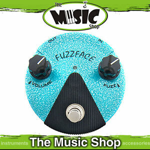 New Dunlop JFFM3 Jimi Hendrix Fuzz Face Mini Distortion Pedal - FFM3