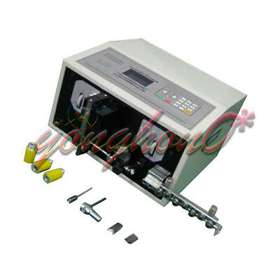 Swt508-sd Computer Wire Peeling Stripping Cutting Machine