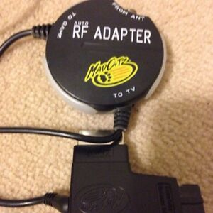 MadCatz RF converter for Playstation, GameCube, XBox