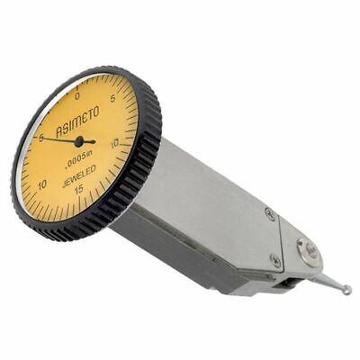 Asimeto 501-73-5 .030t 0-15-0 Vertical Dial Test Indicator Wcalibration