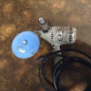 Low Speed Electric Sander/Buffer