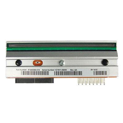 Plus Druckkopf (Neuer Druckkopf Für Zebra 105SL+ Plus Thermodrucker 305dpi P/N: P1053360-019)