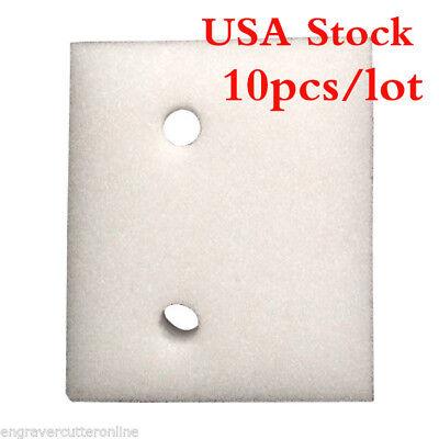 USA Stock! 10pcs Mimaki JV33 Capping Station Filter Cap Pad SPA-0161