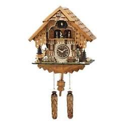 Hermle RHEINBERG Chalet Quartz Cuckoo Clock, 26% off MSRP  by Trenkle Uhren