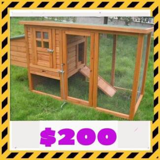 Brand new Wooden Chicken Coop or Extra Large Rabbit Hutch