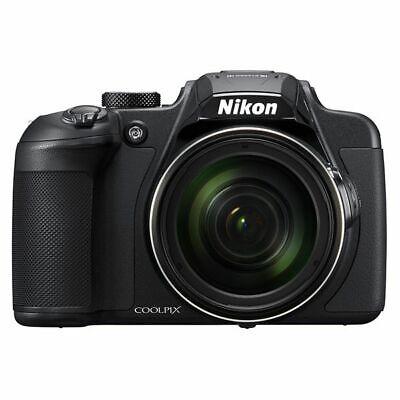 Near Mint! Nikon COOLPIX B700 Black - 1 year warranty