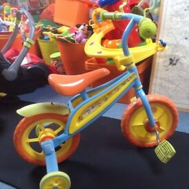 Little bike - suitable for toddler