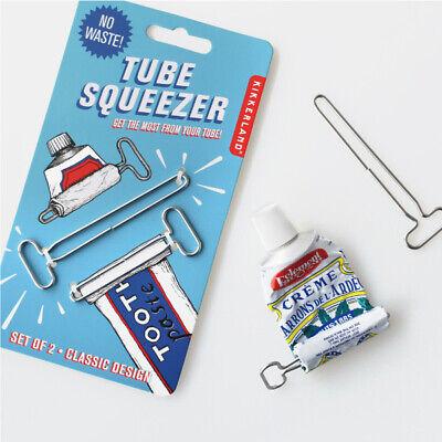 Tube Squeezer Keys Kikkerland Pack of 2