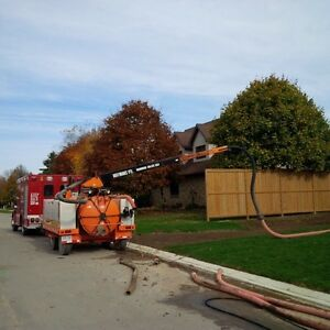 HydroVac Excavation Service Daylighting London Ontario image 2