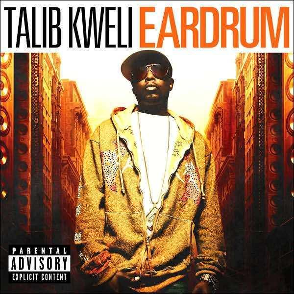 Ear Drum - Kweli, Talib - CD New Sealed