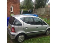 Mercedes A140 for sale £300