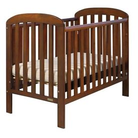 Cot By East Coast In Excellent Condition Comes With Mattress And All Accessories