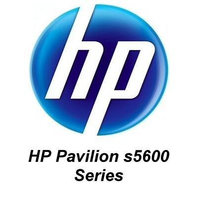 HP Pavilion Slimline s5600 series system repair (Factory Recovery)