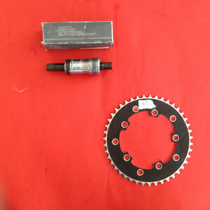 "BOTTOM BRACKET-SHIMANO UN 52 73 x127.5 & FRONT FORK FOR 24"" BIKE"