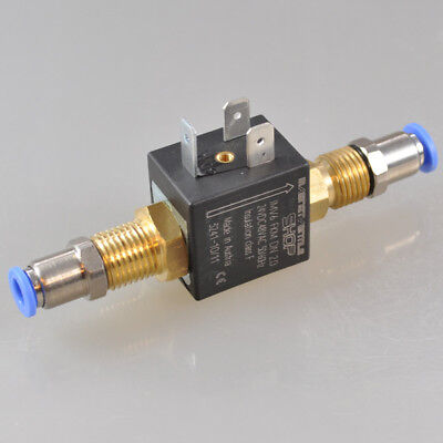 Inline - Magnetventil BMV604v2.8 12 V/DC, FKM, JG 6mm