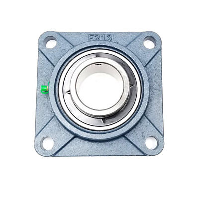 Ucf213-40 2-12 Square 4 Bolt Flange Bearing