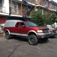 2002 Ford F-150 Camionnette lift 4x4