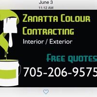 Top Quality Interior/Exterior Painting !