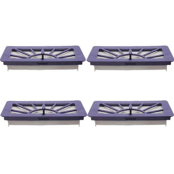 4Pcs Hepa Filters for Neato XV-15, XV-11, XV-12, XV-25