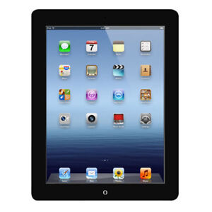 Apple IPad 4th GENERATION ~ Retina Display ~ 16GB Black