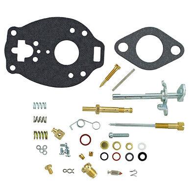 New Complete Carburetor Repair Rebuild Kit Case 200 300 Marvel Schebler Tsx635