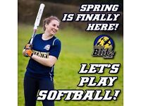 PLAYERS WANTED! Softball is back in Coventry ⚾️
