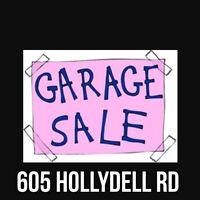 Garage Sale in Rutland