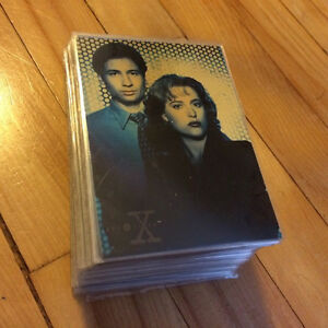 X-Files trading cards Seasons 1-3 by Topps Edmonton Edmonton Area image 2
