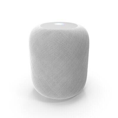 Apple Homepod Smart Speaker Wireless Bluetooth Lan Siri Google Speaker White
