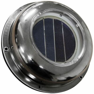 Solar Vent Automatic Ventilator Fan for Motorhome RV Caravan