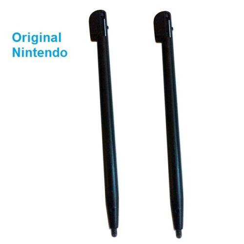 Lot 2 x OEM Nintendo DS Lite Stylus-USG-004-Bulk(BLACK)-New**US SELLER**